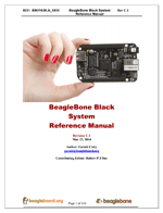 BeagleBone Black System Reference Manual