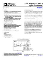 ADXL345 Datasheet